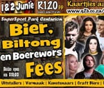 Bier Biltong & Boerewors Fees : Pretoria, South Africa