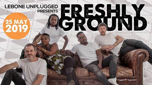 Lebone Unplugged presents Freshlyground : Lebone II - College of the Royal Bafokeng