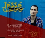 Jesse Clegg in Sandton : Auto & General Theatre on the Square