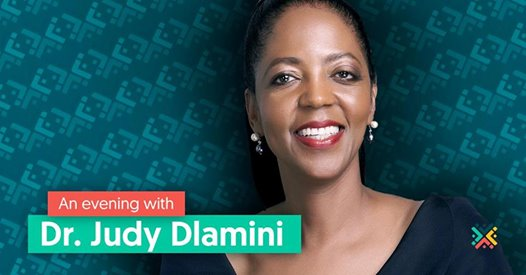 An Evening with Dr. Judy Dlamini : Radisson Blu Hotel & Residence Cape Town