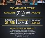 7de Laan Actors at Highveld Mall : Highveld Mall