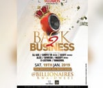 Sinful Saturday's presents Back To Business : Billionaires KwaDwesi