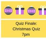 Quiz Finale: Christmas Quiz : Pub