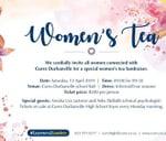 Women's Tea : Curro Durbanville Independent School