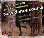 New Dance Course Salsa Kizomba Bachata : Zacks Windermere Restaurant