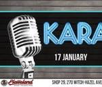 Karaoke at Platteland : Platteland