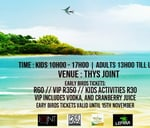 Maklera 2nd Annual Beach Party : Thys Joint