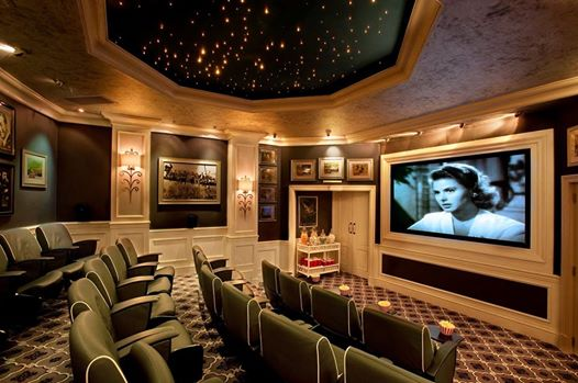 Dinner and a Movie : The Oyster Box