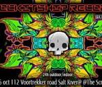 Higher Frequency 24hour Birthday Bash : 112 voortrekker road salt river