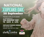 Cupcakes 4 Kids with Cancer : Shelly Centre