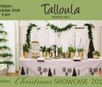 Talloula Christmas Showcase : Talloula