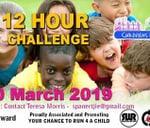 Run,WalknRoll 12 hour challenge : Iris House Children's Hospice