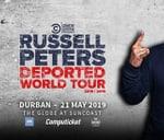 Russell Peters : SUNCOAST Durban