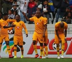 Kaizer Chiefs vs Maritzburg United : Kaizer Chiefs Supporters