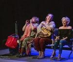 3 Susters (Optog!) : Malmesbury Stadsaal