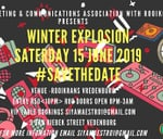 Winter Explosion : Rooikrans Pub & Grill