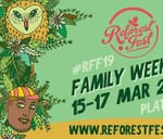 Reforest Fest Family Weekend 2019 : Platbos Forest