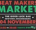 Beat Makers Market - Where Music & Technology Meet : The Good Luck Bar JHB