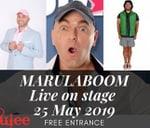 MarulaBoom Live on stage (Free Entrance) : Rosetulee