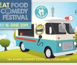 The StrEAT Food & Comedy Festival : Val Bonne Country Estate