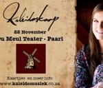 Kaleidoskoop LIVE by Ou Meul Teater - Paarl : Ou Meulteater