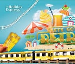 Beach Retro Year-End Function Train Trip to Cutty Sark Hotel : The Holiday Express train ride experience for the Family & Corporate Events