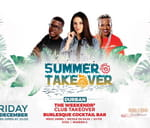 5ummer Takeover DBN | Weekender5 Club Takeover : Burlesque Cocktail Bar