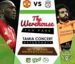 The Werehouse Fan Park - #ManLiv : The Werehouse