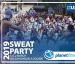 Planet Fitness 2019 Sweat Workout Party : Nelson Mandela Square