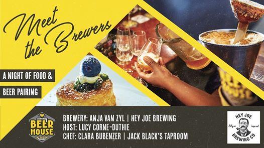 Meet The Brewers featuring Hey Joe Brewing : Beerhouse (on Long)