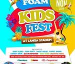 Foam Kids Festival : Langa Stadium
