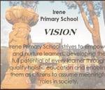 Grade R-1 Parents Information Evening : Irene Primary School