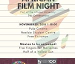 African Film Night : Pulp Film Society