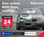 Non-runner Bank Repo Auction : Aucor Auctioneers