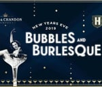 Bubbles and Burlesque New Years Eve : Harringtons Cocktail Lounge