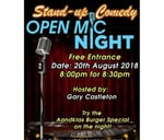 Open Mic Comedy Night! : Aandklas Stellenbosch