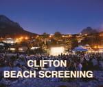 Clifton Beach Screening - Wavescape Festival : Clifton 4th Beach