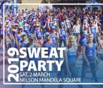 Planet Fitness Sweat Workout Party 2019 : Nelson Mandela Square