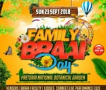 Family Braai Day 2018 : Pretoria National Botanical Garden