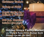 Carols by Candlelight : GOLDEN HOURS FAMILY MARKET