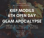Glam Apocalypse - KIEF Modils 6th Open Day - CAPE TOWN : Prison - House of Rebels
