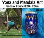 Yoga and Mandala Art : Oneness Yoga Studio