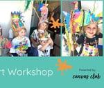 Unicorn Art Workshop : Bugz Playpark