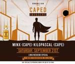Caped Invaders with MINX & Kilopascal : Origin Nightclub