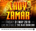 Lady Zamar : The Blue Room Pretoria CBD