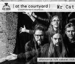 At the courtyard presents Mr Cat & the Jackal : at the courtyard