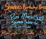 Skinnee's Birthday Bash : Railways Cafe