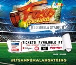 Fam Festival Mbombela : Mbombela Stadium