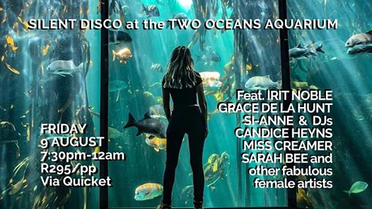 A Women's Day Celebration at Two Oceans Aquarium : Silent Events SA