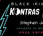 Kontras // Moon Badger // Stephen Jones : Black Irish